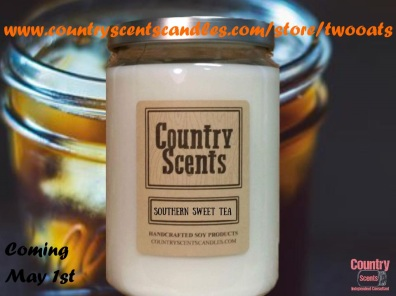 Southern Sweet Tea Candle